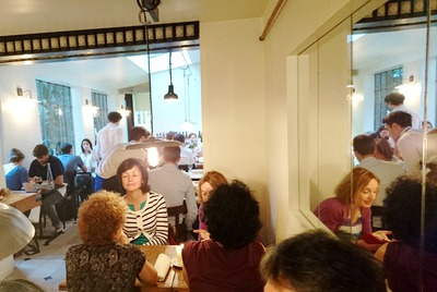 235-2 レストラン ガール・オ・ゴリーユ(パリ)