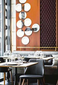 240-5 Restaurant LAZARE(ラザール) パリ
