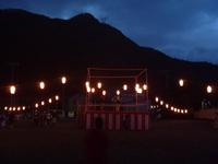 上野村夏祭り