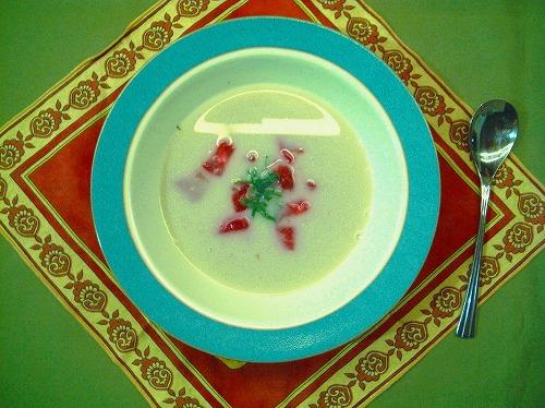 スープ ドゥ フェーヴ