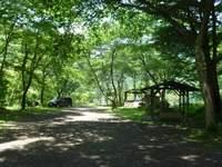 自然豊かなキャンプ場