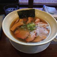 「限定」に弱いんです。  期間・数量限定、炭火焼吊るし焼豚麺@翔鶴 高崎店