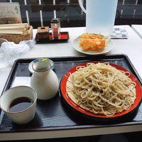 北海道産の新蕎麦  手打ちそばやさんうどんやさん白虎@前橋大友町