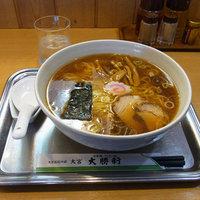 今月の研修メシ 中華麺@大宮大勝軒