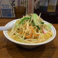 シンプルで美味しい! タンメン@東京タンメン トナリ大宮店