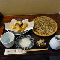 ランパスでせいろと天ぷら 旬菜・お蕎麦 樹庵@高崎