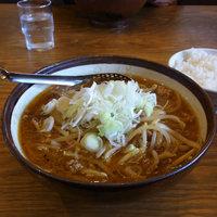 好きです、札幌味噌ラーメン 青木家@高崎市下之城町