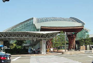 金沢駅さんぽ ♪