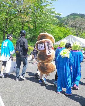 第41回 安政遠足侍マラソン(関所・坂本宿コース) ♪