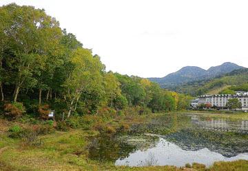 志賀高原の秋♪