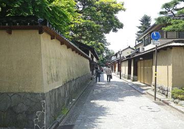 金沢観光/長町 武家屋敷跡 ♪