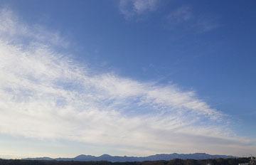 昨日の雲♪