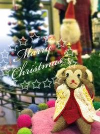 柿の木堂の「ひとあし早い メリークリスマス」♪