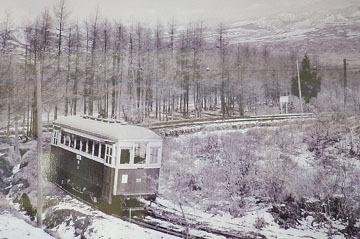伊香保のチンチン電車 ♪