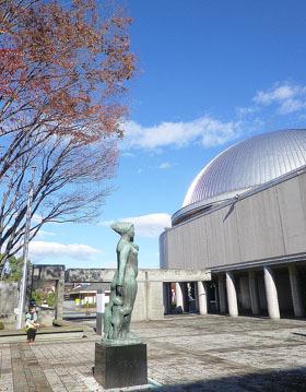 秋の高崎市文化会館 ♪