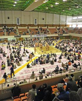 大相撲高崎場所 2015 ♪
