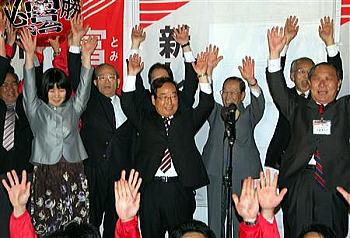 だから言っただろ、「選挙どころじゃあない」って。2011/04/25