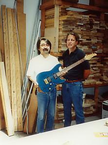 ギター工房再起動するⅡ