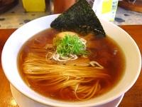 麺や食堂 味玉そば@神奈川県厚木市 2011/08/29 23:29:26
