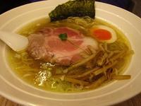 燵家製麺 しおらーめん@群馬県伊勢崎市