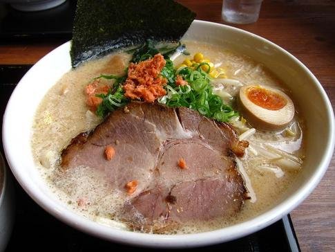 味の太源 太源醤油らーめん@渋川市
