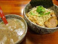 豚骨らーめん れん 燻つけ麺@群馬県伊勢崎市