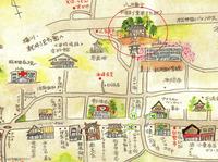 松井田宿の八幡宮 ♪
