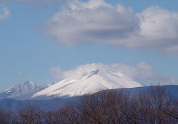 浅間山 ♪