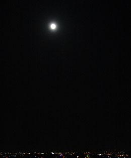 皆既月食 ♪