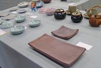 陶朋会の陶芸展 ♪