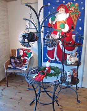 「柿の木堂」のクリスマス ♪
