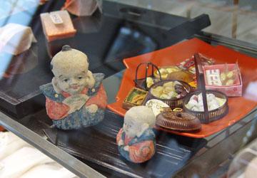 板鼻宿の和菓子屋さん ♪