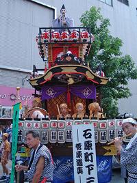 高崎山車まつり (2) ♪