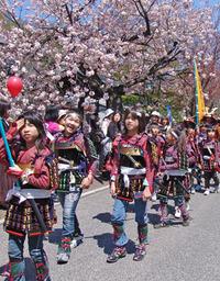 白井宿 の八重桜まつり ♪