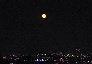 今夜の月 ♪