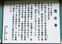 高崎/清水寺のアジサイ ♪
