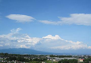 青空・雲・・風 ♪