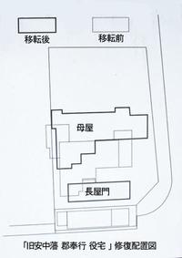 安中宿 散歩 - 1 ♪