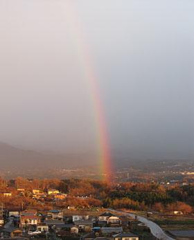 風と雲・・・そして虹 ♪
