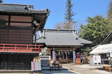 発見!もうひとつの「鷹之巣神社 」♪