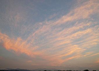 夕焼け雲 ♪