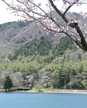 5月の榛名湖 ドライブ ♪
