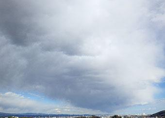 午後の雲 ♪