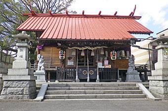 はじめての高崎神社 ♪