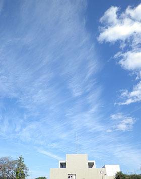 きょうの雲 ♪