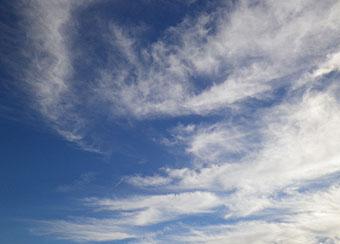 きのう見た雲 ♪