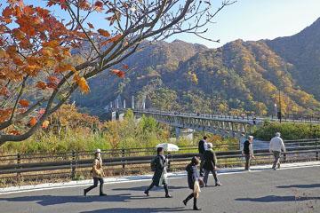 八ッ場(やんば)の秋 ♪