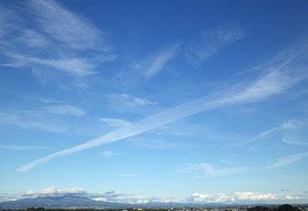3時の雲 ♪
