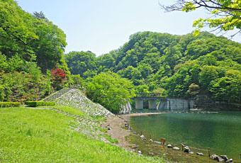 碓氷湖畔の坂本城 ♪