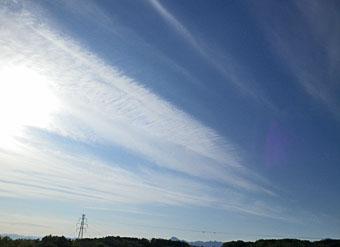 2時の雲 ♪